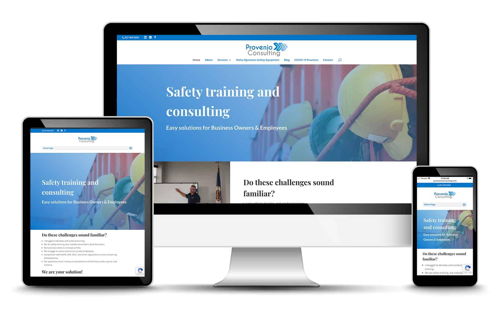 provenio website